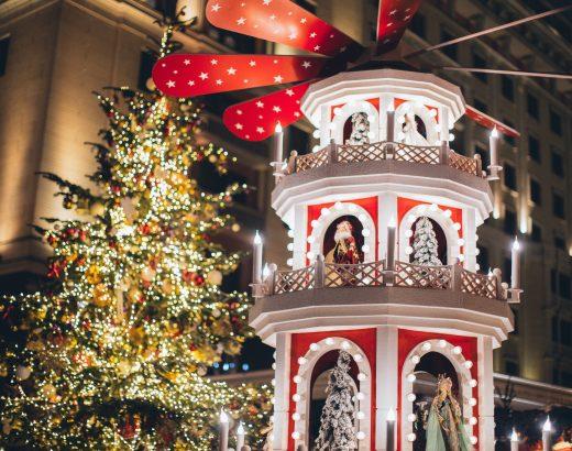 Iluminacje świetlne, czyli co tworzy świąteczny klimat wmieście