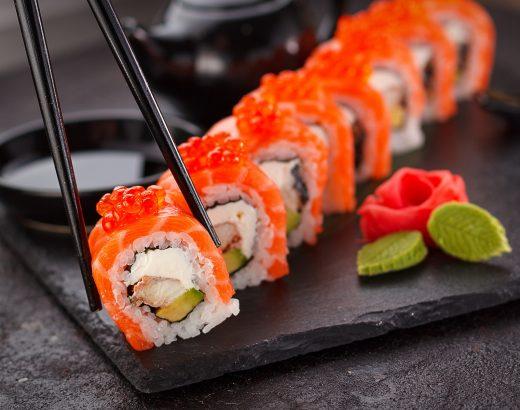 Sushi – przekonaj się dotego wyjątkowego dania